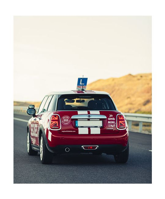 autoescola, vehicle, mini, lleida, carnet, conduir, apendre